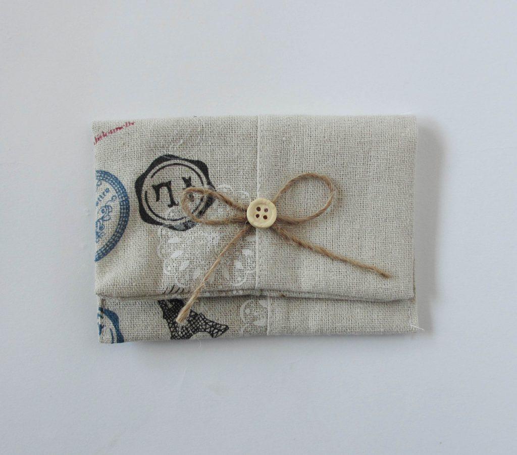 monedero postal