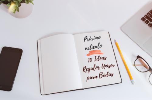 10 ideas como regalos unisex para bodas