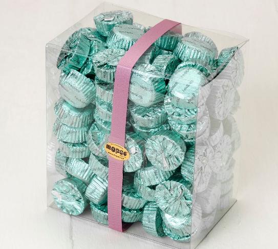 bombones para invitatodos bodas