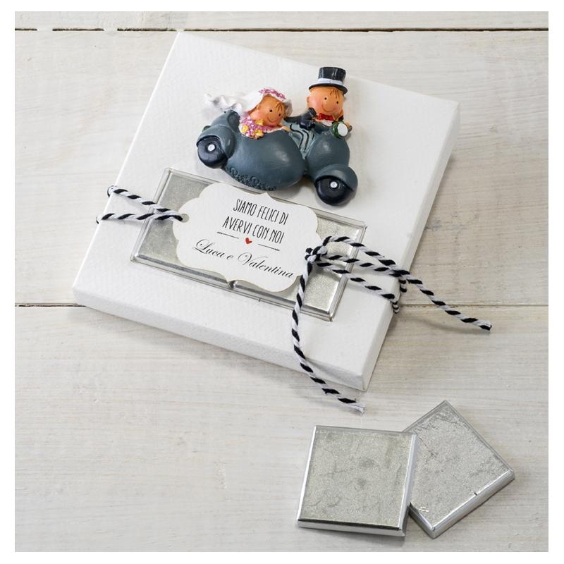 bombones para invitados de boda